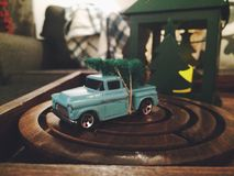 Toy Truck Stockbilder