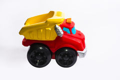 Toy Truck Stockfotos