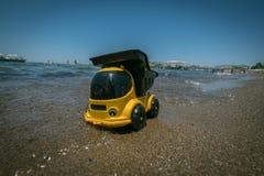 Toy Truck Imagenes de archivo