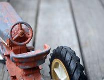 Toy Truck antigo foto de stock