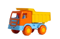 Toy truck Stock Photography