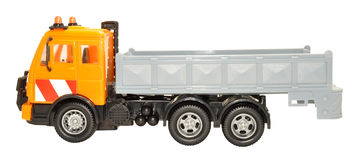 Toy Truck Stock Photo
