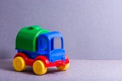 Toy Truck Speelgoed voor illustratie children Stock Afbeelding