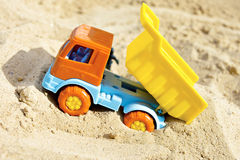 Toy Truck Stock Images