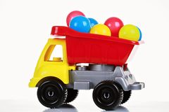 Toy truk Stock Photo