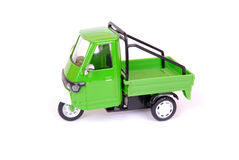 Toy van Royalty Free Stock Photo