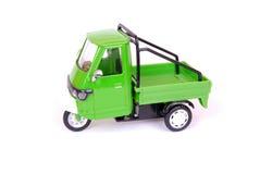 Italian Ape toy car Royalty Free Stock Photo