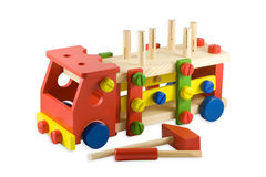 Toy vehicle Stock Images