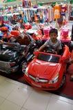 Toy vehicle Stock Photos