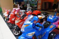 Toy vehicle Stock Photography