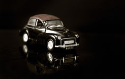 Toy Vintage Car Imagem de Stock Royalty Free