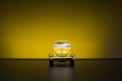 Toy Volkswagen Beetle Stock Photography