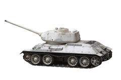 Toy war tank Royalty Free Stock Images