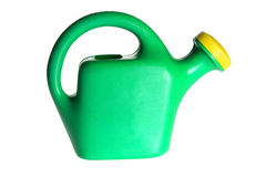 Toy Watering Can Royalty Free Stock Image