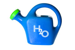 Toy Watering Can Royalty Free Stock Images