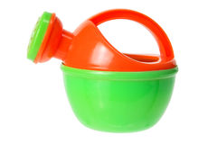 Toy Watering Can Royalty Free Stock Photos