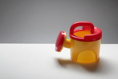 Toy Watering Can Stock Image