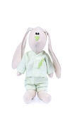 Toy wearing pyjamas Royalty Free Stock Images