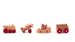 Toy wood Royalty Free Stock Image