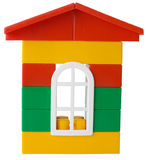 Toy wretched house Stock Photography