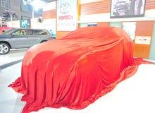 toyata старта случая автомобиля новое Стоковое Фото