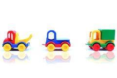 Toybilar Arkivbild
