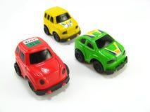 Toycars de la reunión imagen de archivo libre de regalías