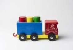 Toyen åker lastbil Fotografering för Bildbyråer