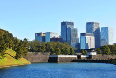 Toyko skyline Royalty Free Stock Images