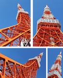 Toyko Tower Royalty Free Stock Photo