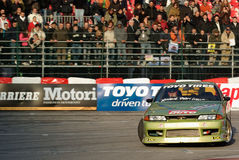 Toyo drifting competition Stock Image