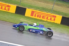 Toyo tires f1600 racing at Montreal Grand prix Stock Photography