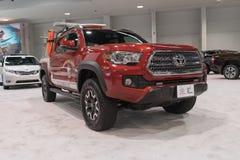 Toyota Τακόμα στην επίδειξη στοκ φωτογραφία με δικαίωμα ελεύθερης χρήσης