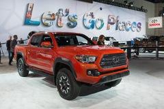 Toyota Τακόμα TRD από Roa στοκ εικόνες με δικαίωμα ελεύθερης χρήσης