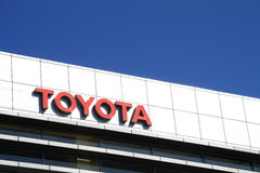 Toyota Royalty Free Stock Photography