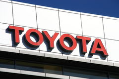 Toyota Royalty Free Stock Images