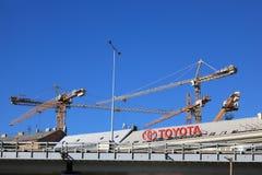 TOYOTA Stock Photo