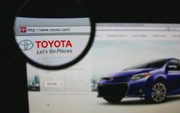 Toyota zdjęcia stock