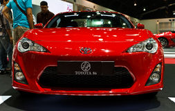 Toyota 86 Images stock