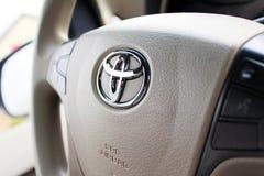 Toyota-Airbag-Rückruf stockfotografie