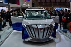 Toyota Alphard Hercule Concept Stock Images