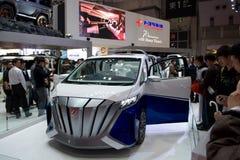 Toyota Alphard Hercule 2015 Stock Photo