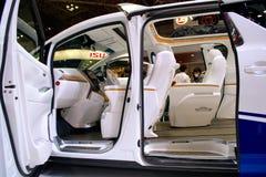 Toyota Alphard Hercule, Tokio Motorowy przedstawienie 2015 Obrazy Stock