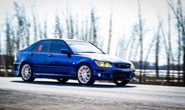 Toyota Altezza Fotografia Stock