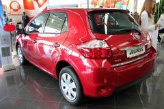 Toyota Auris Royalty Free Stock Photo