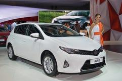 Toyota Auris Stock Image