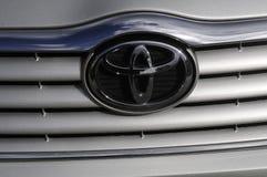 Toyota-auto Royalty-vrije Stock Foto's