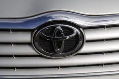 Toyota-auto Stock Foto