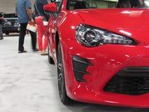 Toyota 86. Auto show Royalty Free Stock Photography