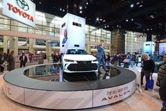 2019 Toyota Avalon Royalty Free Stock Photos